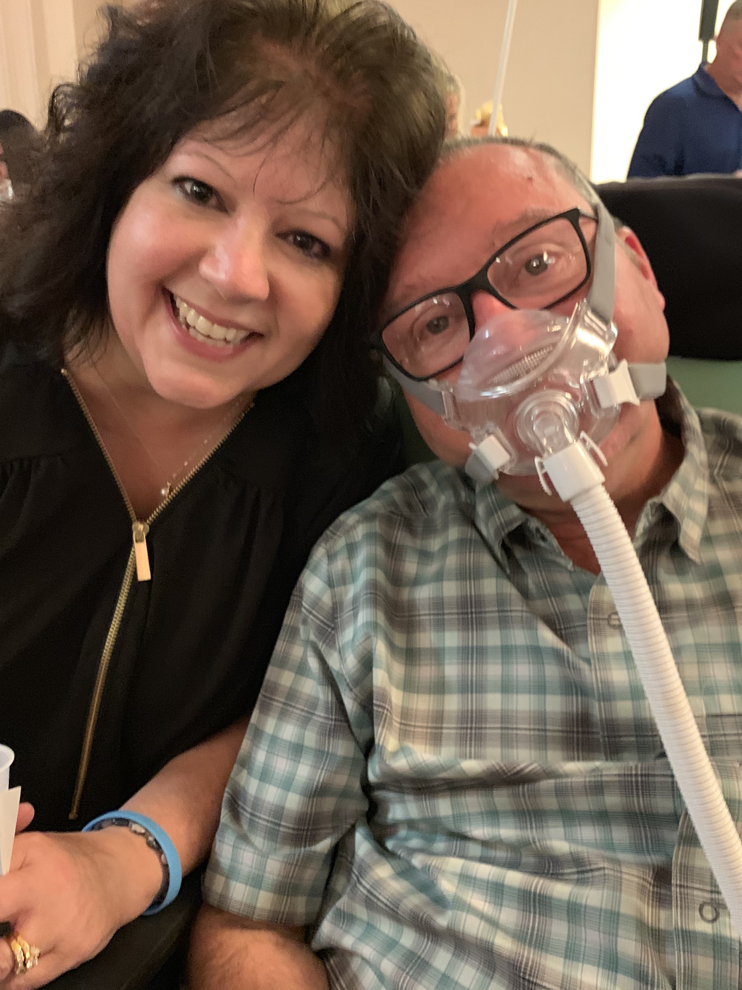 Glen Elison, ALS Hope Foundation, Diagnosed 2019, USA