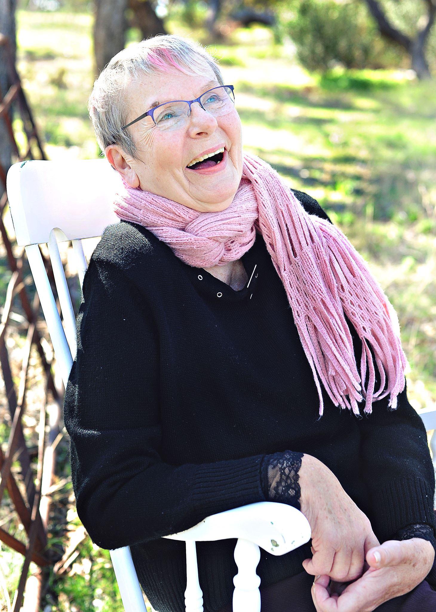 Inta Grubb, Diagnosed 2014 - MND Australia