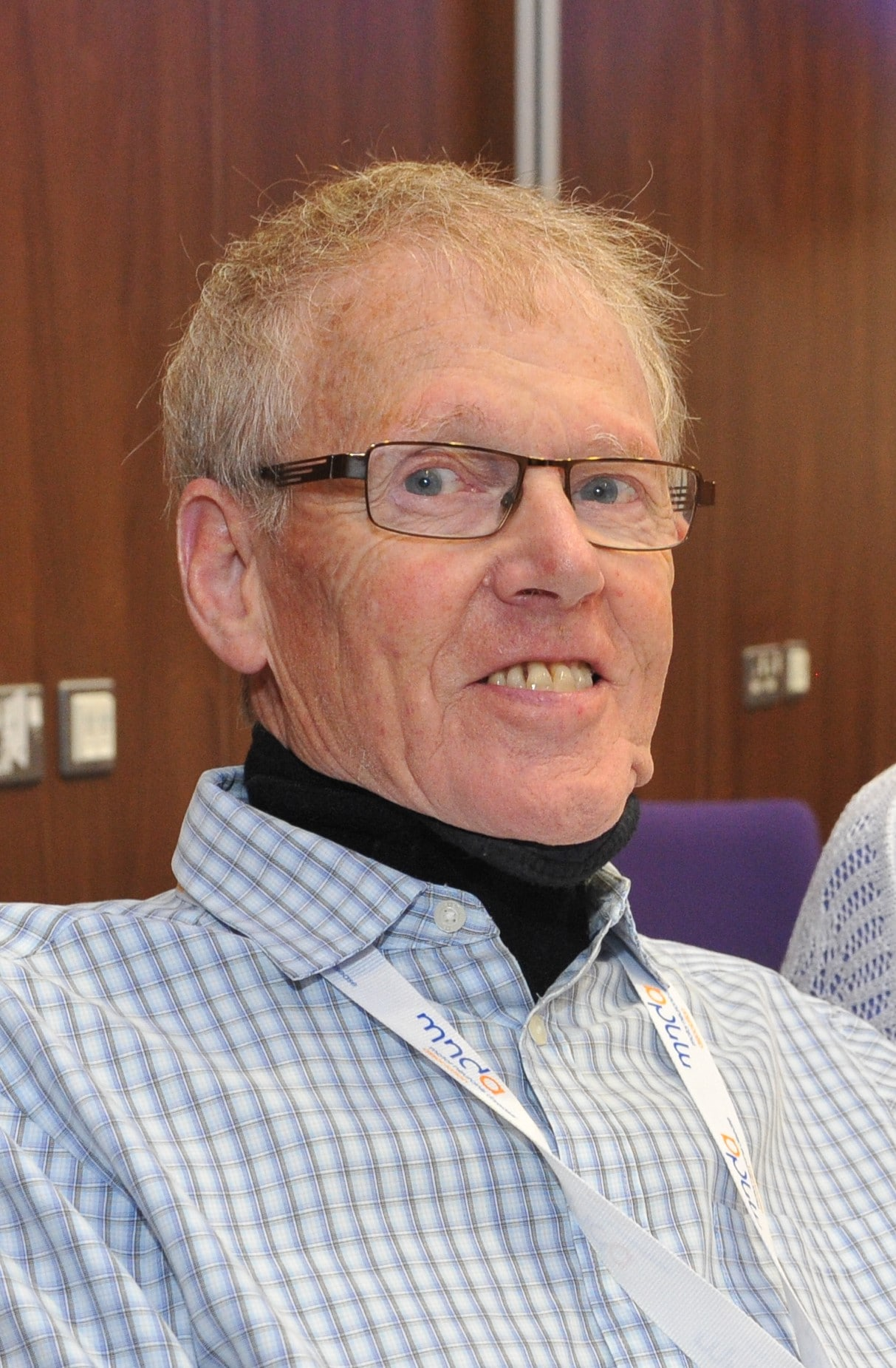 Philip Brindle, MND Association, Diagnosed 2015, England