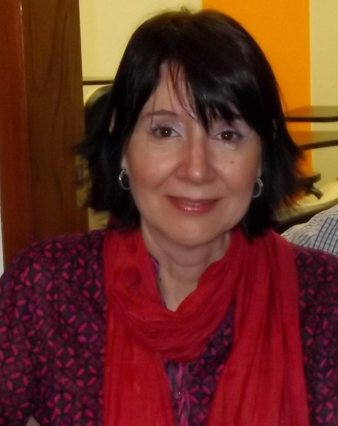 Roxana Canova, Diagnosed 2012 - Asociación ELA Argentina