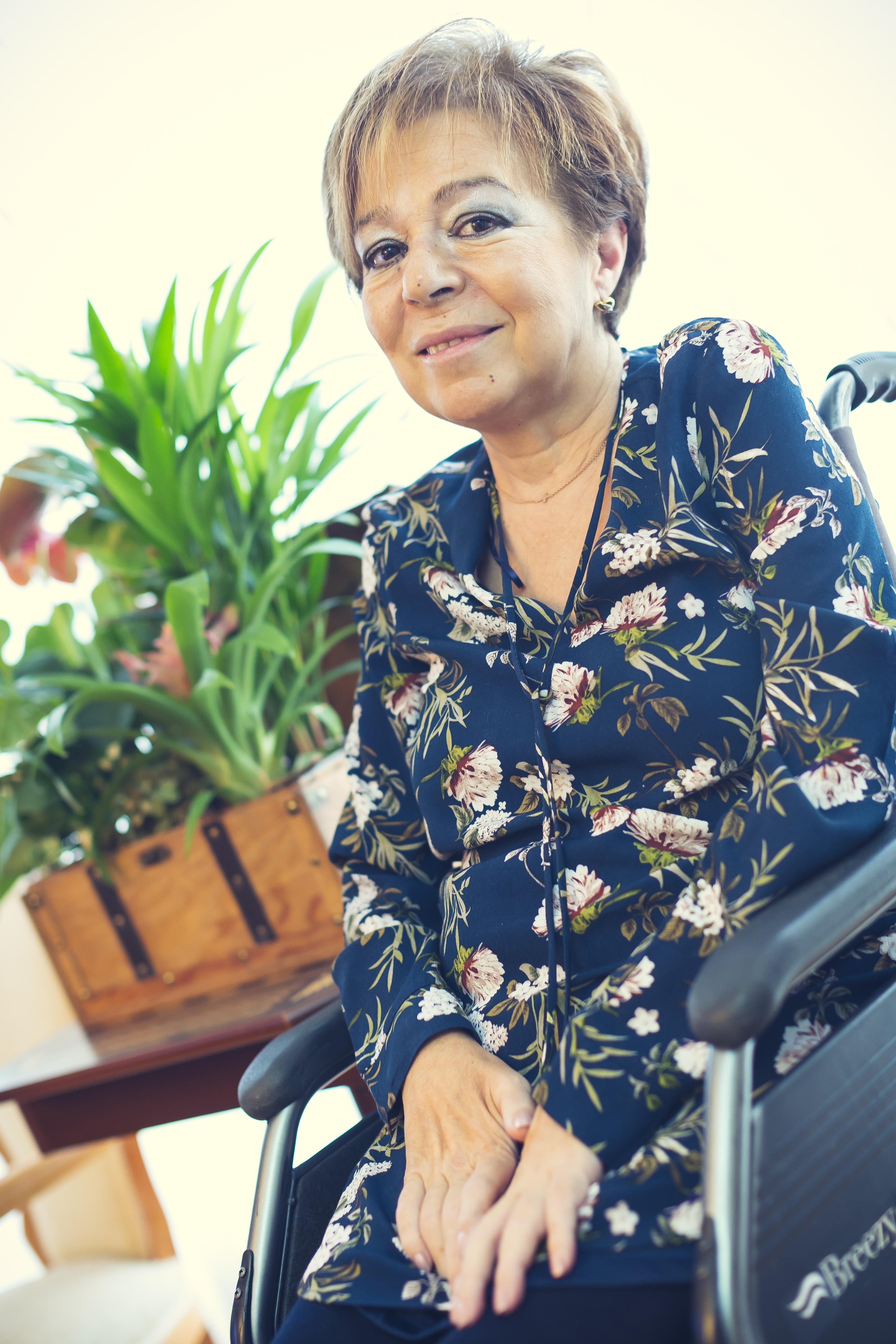 Soledad Rodriguez, FUNDELA, Diagnosed 2013, Spain