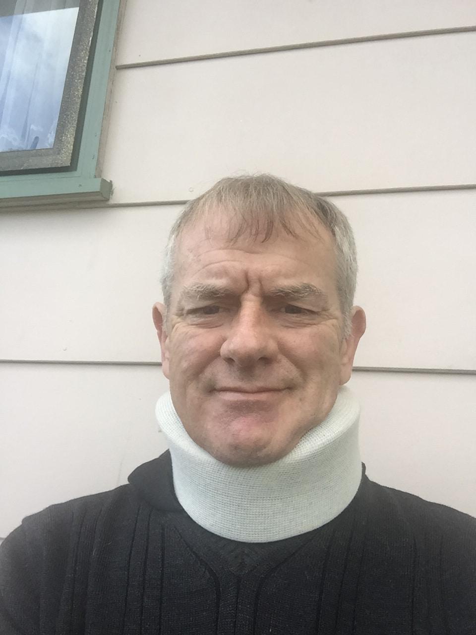 Steven Spencer, Diagnosed 2014 - MND New Zealand