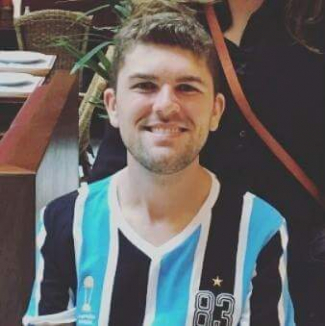 Cassio Fernando da Silva, Diagnosed 2013 - ABrELA, Brazil
