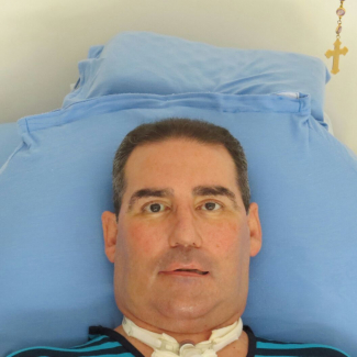 João Marcos Andrietta, Diagnosed 2008 - ABrELA, Brazil