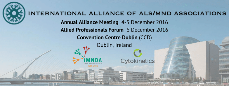 Upcoming Meetings: Dublin 2016