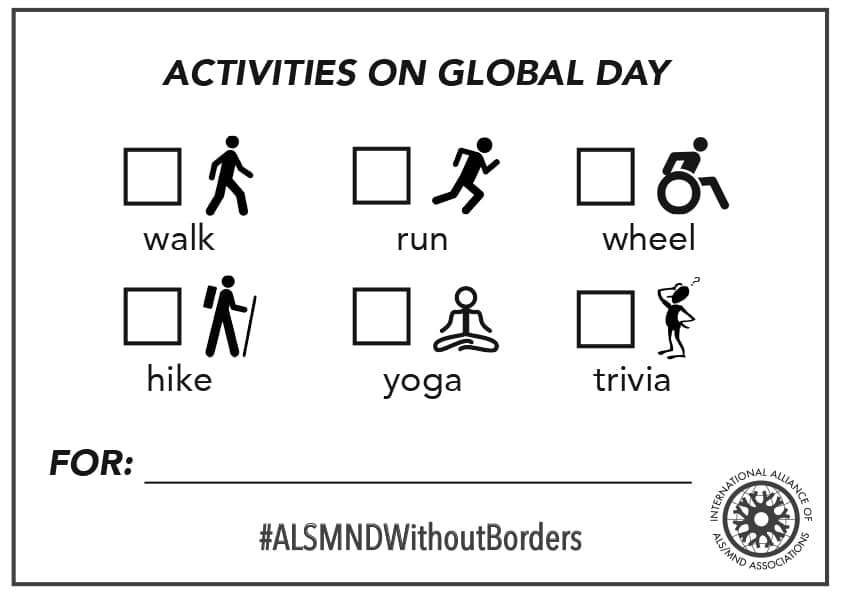 Activities on Global Day